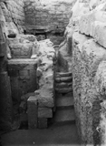 Eastern Cemetery: Site: Giza; View: street G 7500, G 7525, G 7524