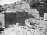 Western Cemetery: Site: Giza; View: G 2000, G 2001, G 2002, G 2003