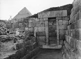 Western Cemetery: Site: Giza; View: G 1234, G 1301, G 1233