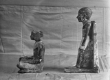 Object(s) photograph: Site: Giza; view: G 1036, G 1104+1105