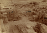 Western Cemetery: Site: Giza; View: G 2034, G 2036, G 2011, G 2008