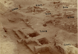 Western Cemetery: Site: Giza; View: G 2021, G 2022, G 2023, G 2024, G 2017, G 2020, G 2016