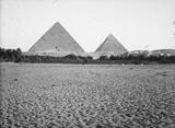 General view: Site: Giza; View: Giza