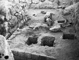 Western Cemetery: Site: Giza; View: G 4520, G 4510, G 4511, G 4518