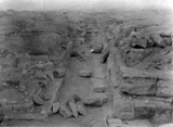 Western Cemetery: Site: Giza; View: G 5010, G 5020, G 5030