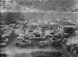 Western Cemetery: Site: Giza; View: G 5230, G 5232, G 5233, G 5330