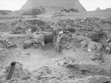 Western Cemetery: Site: Giza; View: G 2013