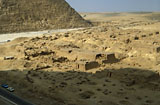 Western Cemetery: Site: Giza; View: G 5110, G 5210, G 5230