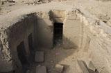 Eastern Cemetery: Site: Giza; View: Lepsius 71, Sensnefru, Itisen