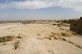 Eastern Cemetery: Site: Giza; View: Khufu pyramid