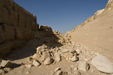 Eastern Cemetery: Site: Giza; View: street G 7300, G 7330-7340, G 7430-7440, G 7341