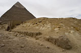 Western Cemetery: Site: Giza; View: G 4920
