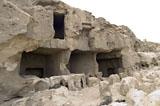 Eastern Cemetery: Site: Giza; View: Lepsius 69, Lepsius 70