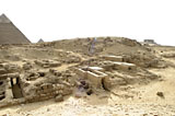 Western Cemetery: Site: Giza; View: G 2085, G 2086, G 2087, G 2099, G 2098