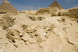 Central Field (Hassan): Site: Giza; View: G 8989