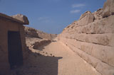Western Cemetery: Site: Giza; View: Qedfy (G 2135a), G 2155, Nefer III