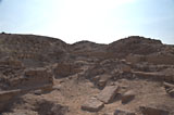 Western Cemetery: Site: Giza; View: G 2134, G 2132, G 2134a, G 2136', G 2151