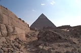 Western Cemetery: Site: Giza; View: G 2100-I, G 2022, G 2021, G 2020
