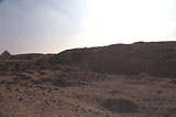 Western Cemetery: Site: Giza; View: G 2000