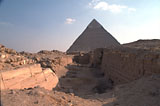Western Cemetery: Site: Giza; View: G 2130, G 2100, G 2114, G 2105, G 2104, G 2103, G 2102