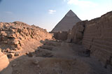 Western Cemetery: Site: Giza; View: G 2120, G 2100, G 2105, G 2104, G 2103, G 2102