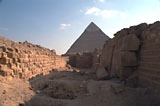 Western Cemetery: Site: Giza; View: G 2120, G 2100, G 2104, G 2103, G 2102
