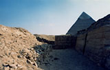 Western Cemetery: Site: Giza; View: G 4980, G 2155, G 2156