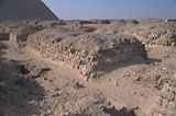 Western Cemetery: Site: Giza; View: G 2160, G 2168, G 2167, G 2166, G 2165
