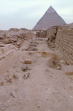Western Cemetery: Site: Giza; View: G 2100, 2100-I, 2114, 2105, 2104, 2103