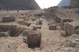 Western Cemetery: Site: Giza; View: G 2389, G 2391, G 2450, G 2451, G 2452