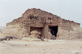 Central Field (Hassan): Site: Giza; View: G 8400