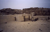 Western Cemetery: Site: Giza; View: G 2151, G 2139, G 2138, G 2220