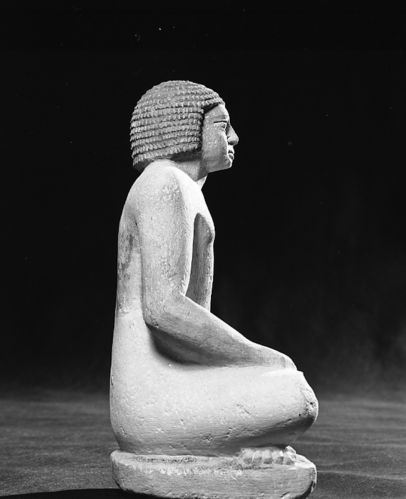 khafre and seated scribe essay Essay preview king khafre seated egyptian art is infamous across the world - classified by the monumental pyramids, and the sphinx although these are both valid forms of egyptian art, they do not make up the entire artistic history of the country.