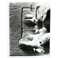 Object(s) photograph: Site: Giza; view: D 12