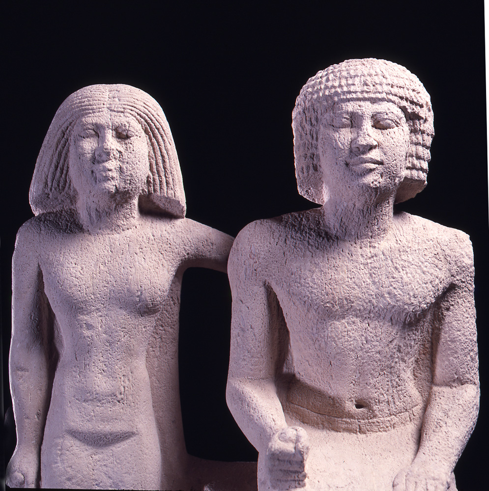 pair statue of userhat and kha Pair statue of userhat and kha egypt, karnak cachette new kingdom, late early dynasty b find this pin and more on egypt by fionap19 egyptian art.