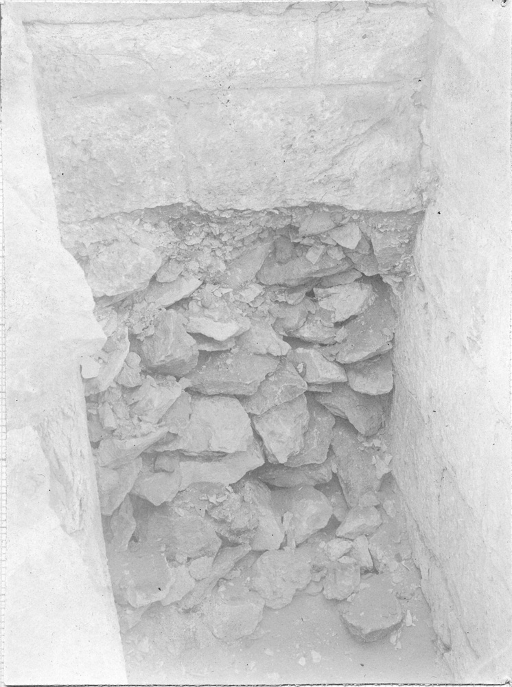 Western Cemetery: Site: Giza; view: G 3011