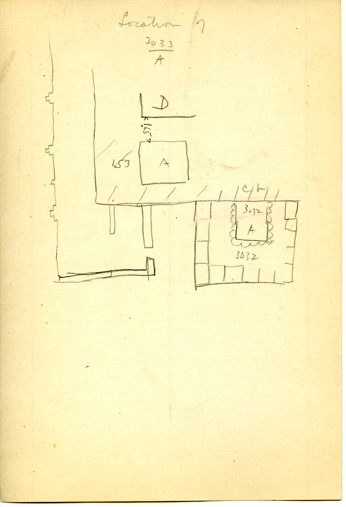 Maps and plans: G 3033, Plan
