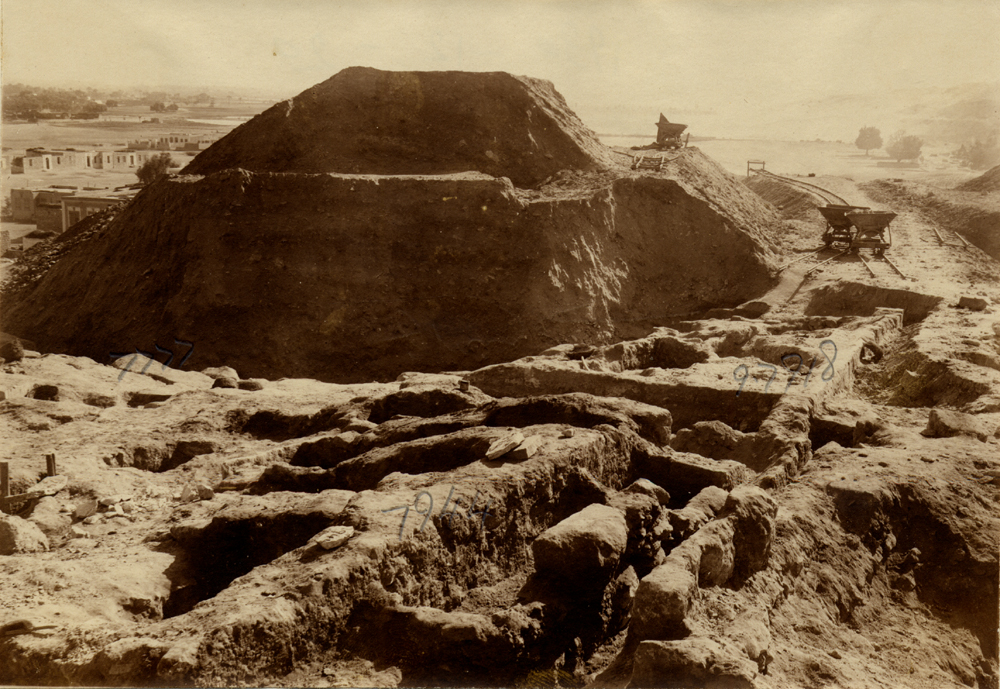 Eastern Cemetery: Site: Giza; View: G 7918, G 7777, G 7944